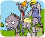 Đoàn quân zombie, game vui nhon