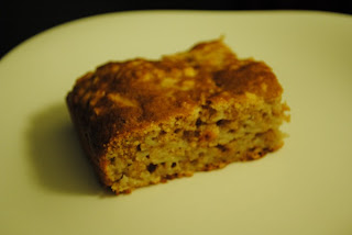 Moist and Yummy Apple Cake