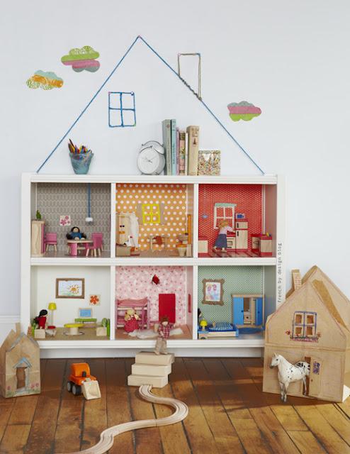 Детский домик для дачи своими руками мастер класс