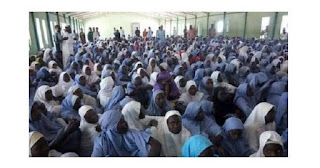 Dapchi: Released schoolgirls in hospital for treatment