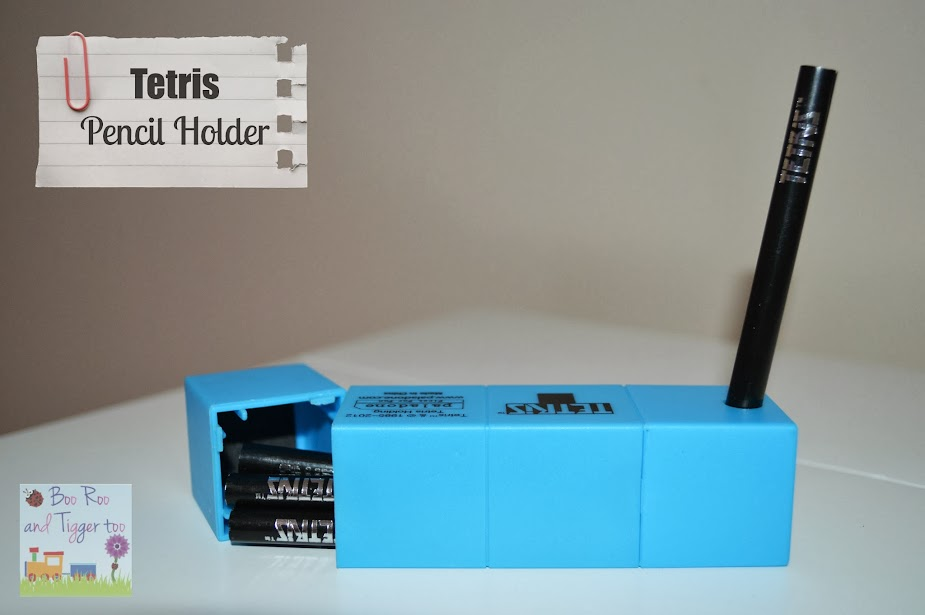 Tetris - Pencil Holder