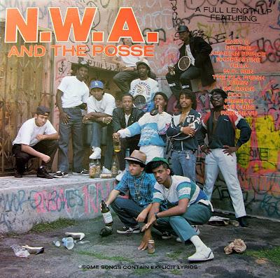 NWA – And The Posse  (1986)[INFO]