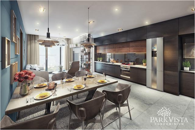 Bán căn hộ Park Vista 3 phòng ngủ 92 m2 hướng Đông Bắc