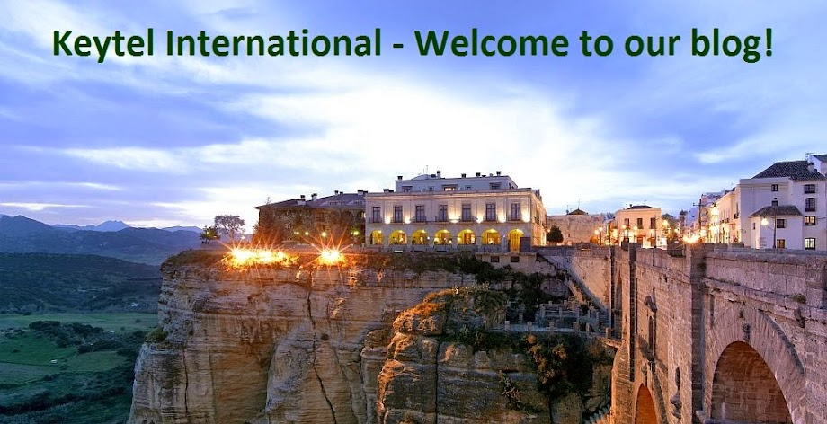 KEYTEL INTERNATIONAL - WELCOME TO OUR BLOG!