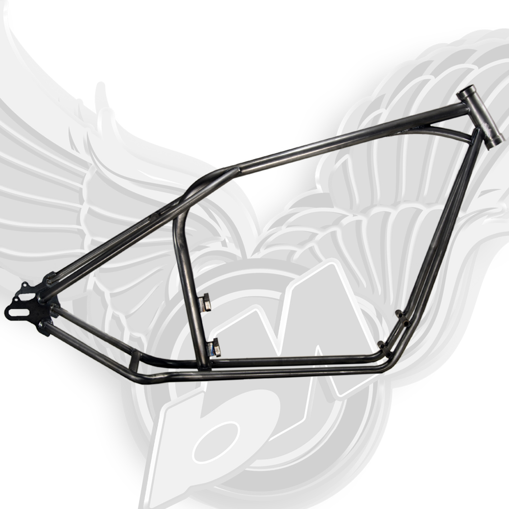 motorcycle frame: part 3