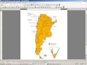 Mapa de Argentina Completo mapa de argentina completo