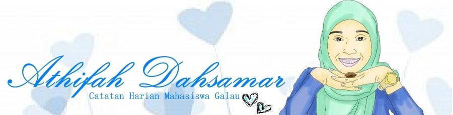 Athifah Dahsyamar