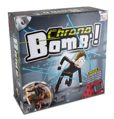 TOYS : JUGUETES - CHRONO BOMB - Juego  IMC Toys Ref. 94765  | Jugadores: +1 | Edad: + 6 años  Comprar en Amazon España