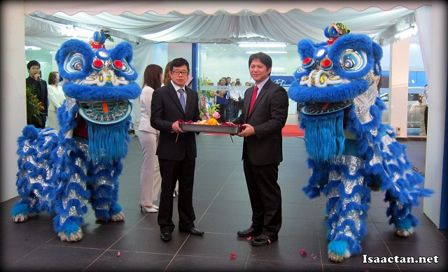 New Hyundai Elantra 2012 Grand Launch Malaysia