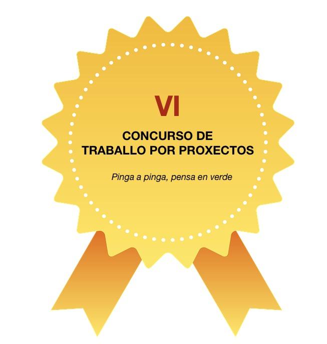 VI CONCURSO DE TRABALLO POR PROXECTOS