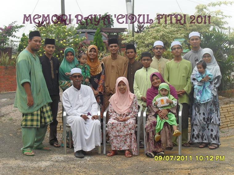 Keluargaku Syurgaku