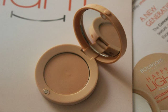 Bourjois Happy Light Foundation and Concealer