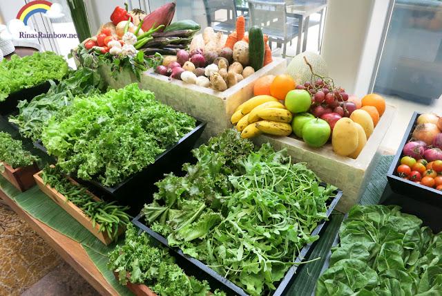 veggie station