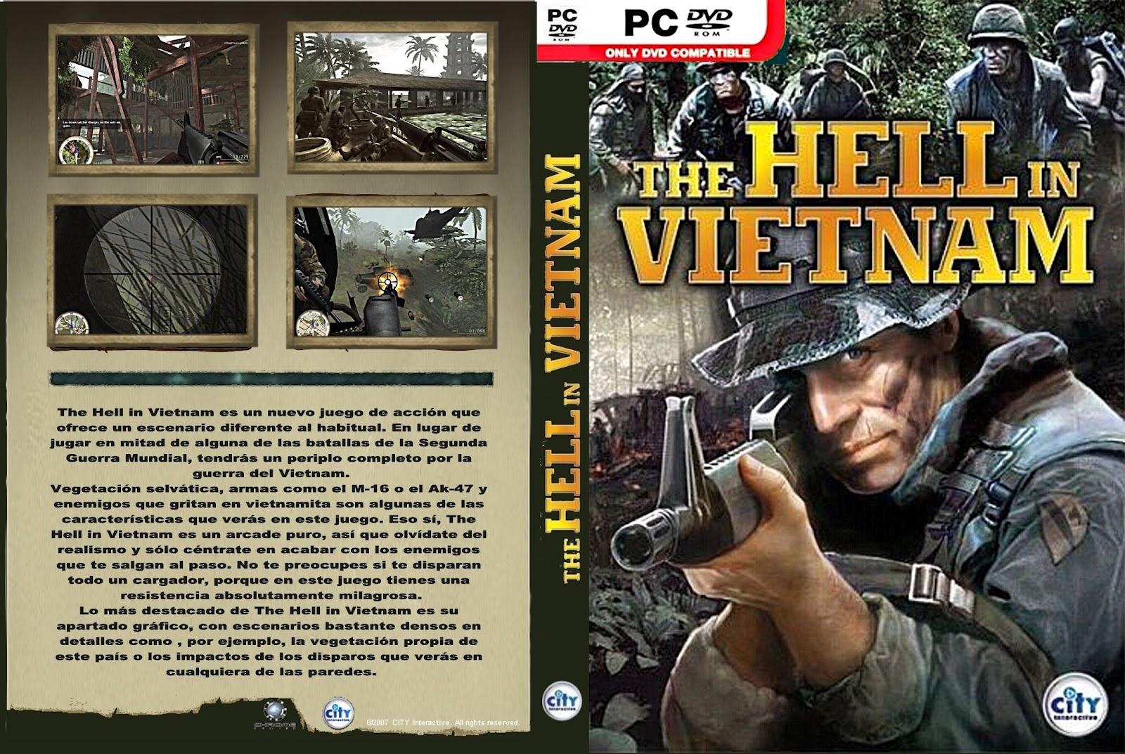 Descargar The Hell in Vietnam PC Full Español