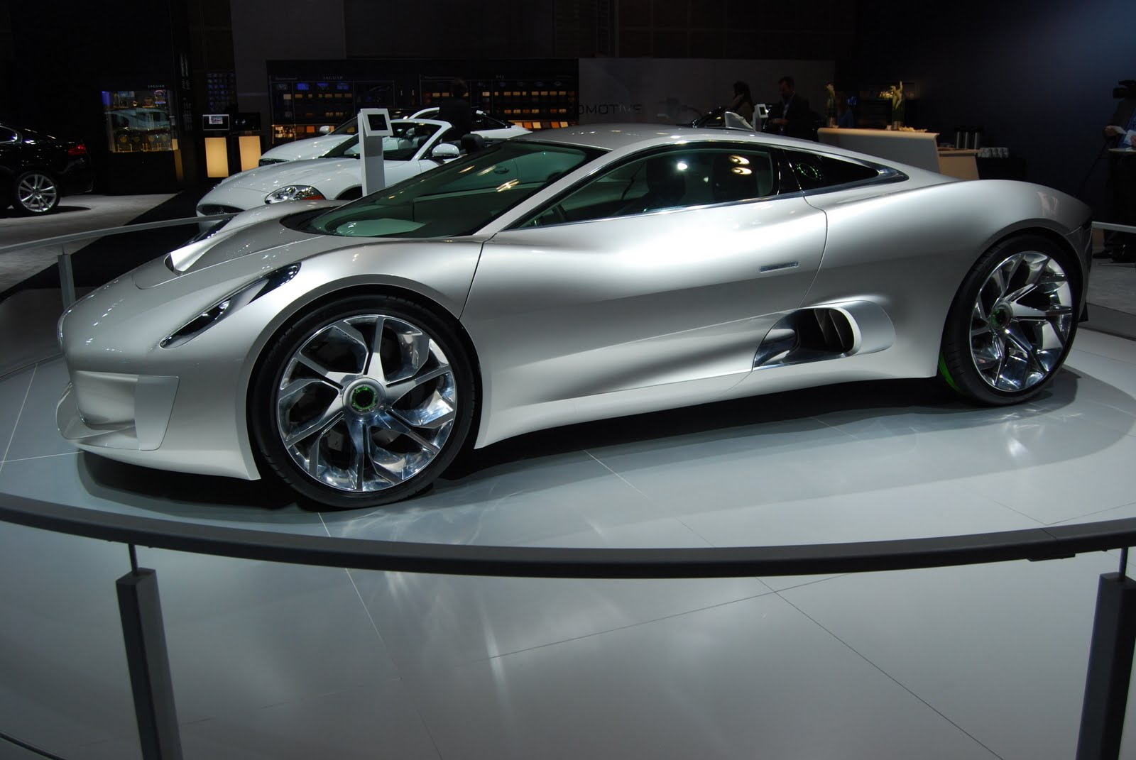 Jaguar Sports Car Sports Cars
