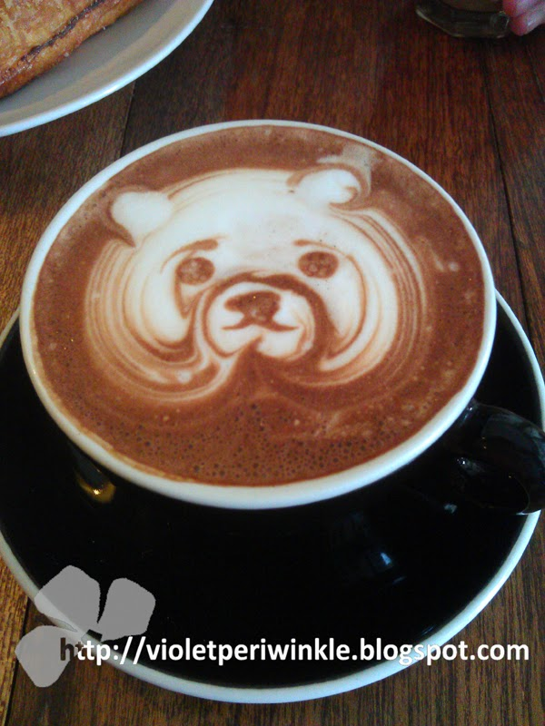 bear foam art