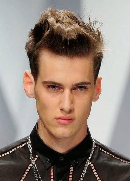 Tipos De Peinados Para Chicos - Cómo hacer peinados para hombres Cortes de pelo Muy Sencillo