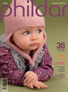 Phildar №54 2011