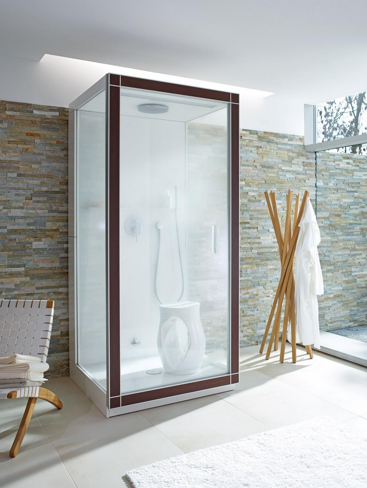 Cabinas De Baño Sauna: en ningún sitio: Tendencias 2012 para decorar el baño ¡de lujo