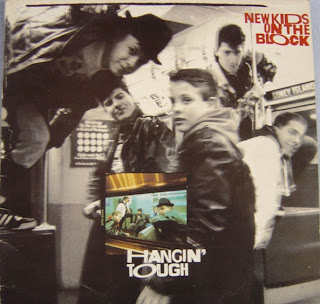 NEW KIDS ON THE BLOCK - HANGIN' TOUGH (1988)