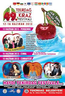49. Nemzetközi Rodostói Cseresznye Fesztivál