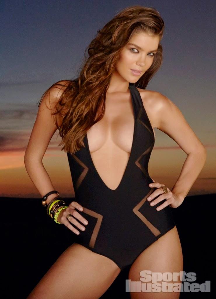 Supermodel Natasha Barnard | HQ sexy Sports Illustrated pictures