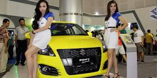 FOTO New Suzuki Swift Sport Indonesia Terbaru Manual Matik Spesifikasi Harga Lengkap