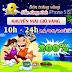 iOnline khuyến mãi 200% ngày 25-08-2014