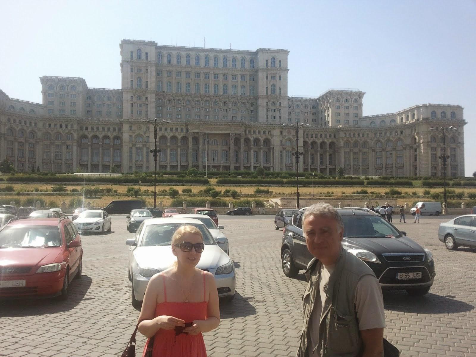 Olivia Maria Marcov JB Deloly AIRAMA July 20 2012 Bucharest Romania