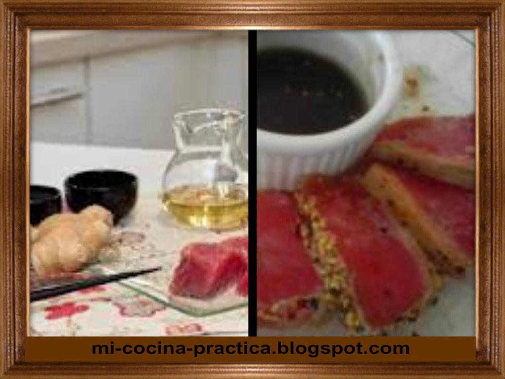 Mi cocina tres salsas para el atun for Cocina practica