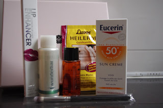 Inhalt Beauty Box Januar