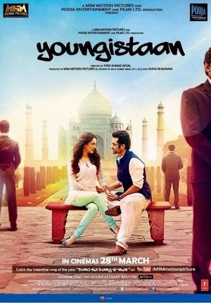 Youngistaan (2014) – Hindi Movie Watch Online