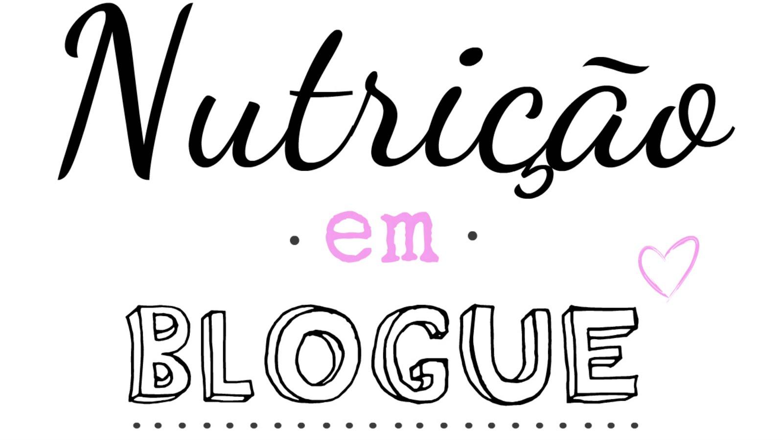 Nutrição em blogue