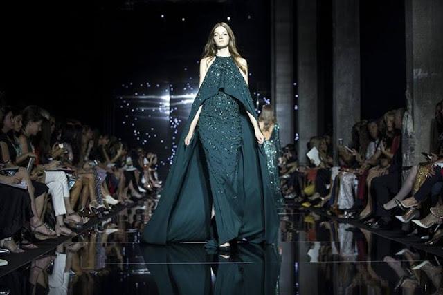 Zuhair Murad Evening Dresses fall winter 2015 2016 collection