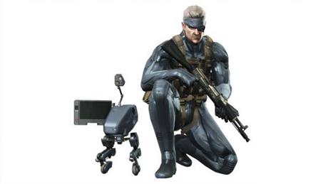 MK2 (Metal Gear) - Los mejores robots del mundo de los videojuegos (I)