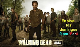 MIRA AQUÍ: The Walking Dead --->Domingos  8pm
