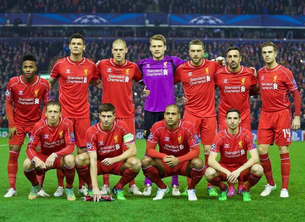 Liverpool 2015