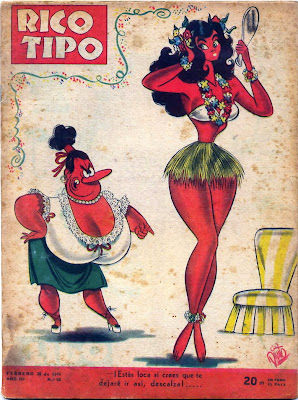 vintage cartoon girl