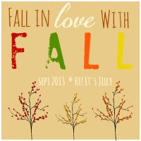 Fall In Love With Fall Series on Hi! It's Jilly. A month-long series full of crafts, decor and recipes for Fall! #fall #autumn #series #homedecor #recipes