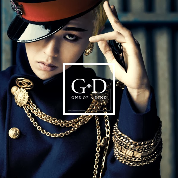 mini album g dragon one of a kind kpophits. Black Bedroom Furniture Sets. Home Design Ideas