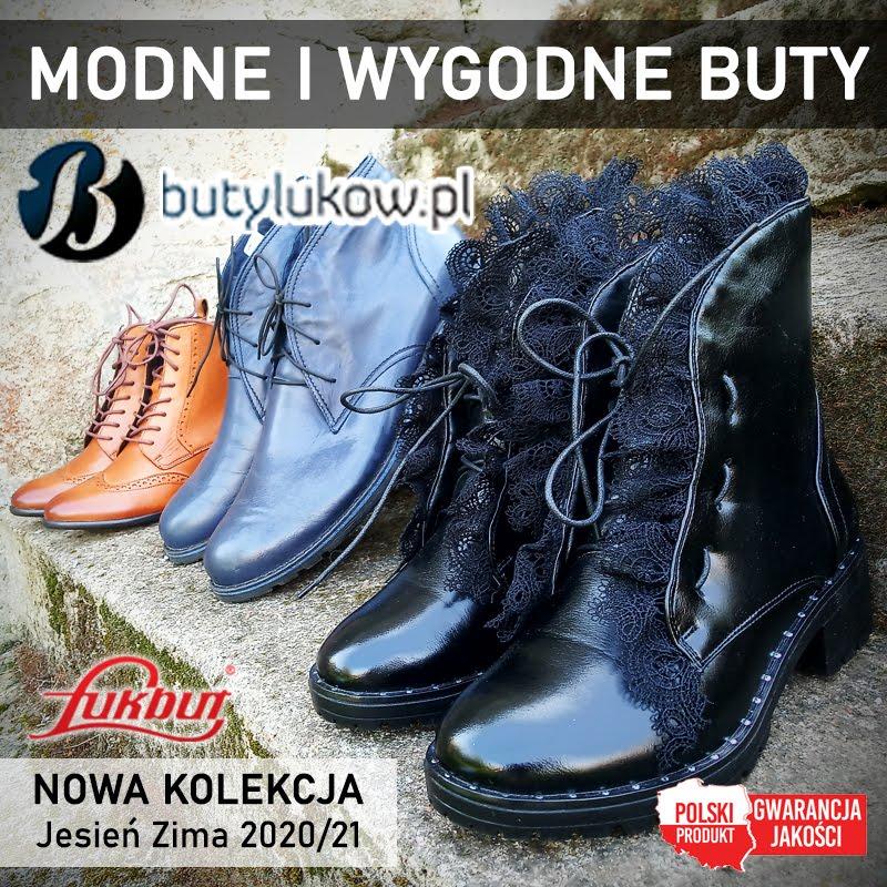 Buty Łuków