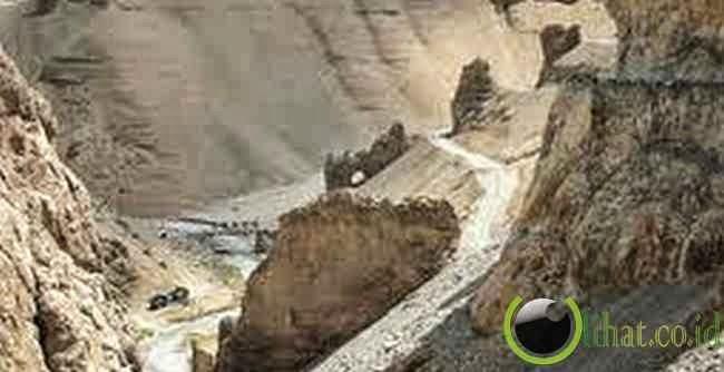 Lembah Kematian di Pegunungan Kunlun