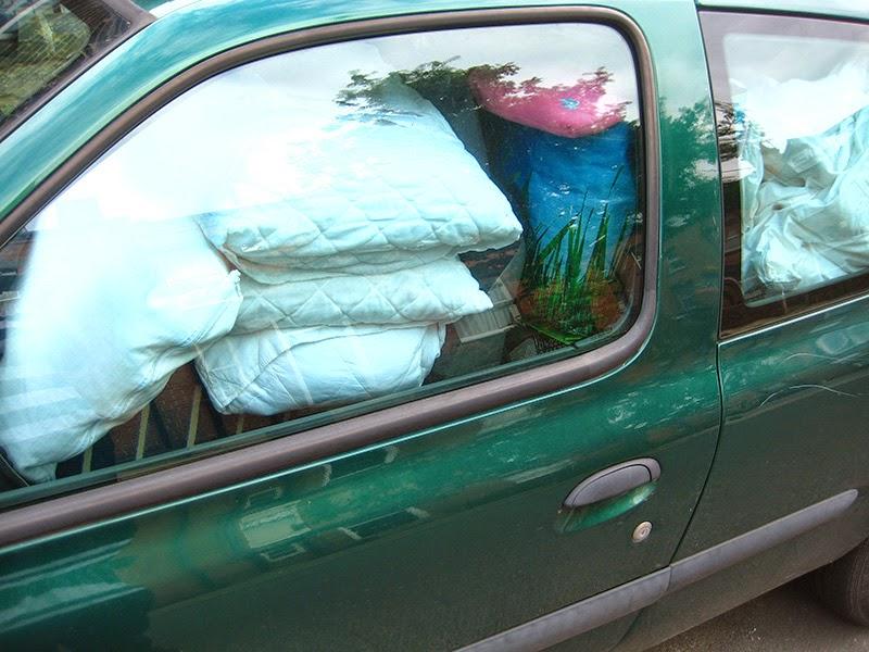 Emma Frances Designs Bye Bye Little Car