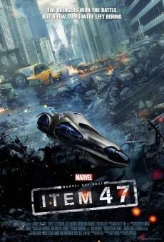 Marvel One Shot: Item 47 2012 poster