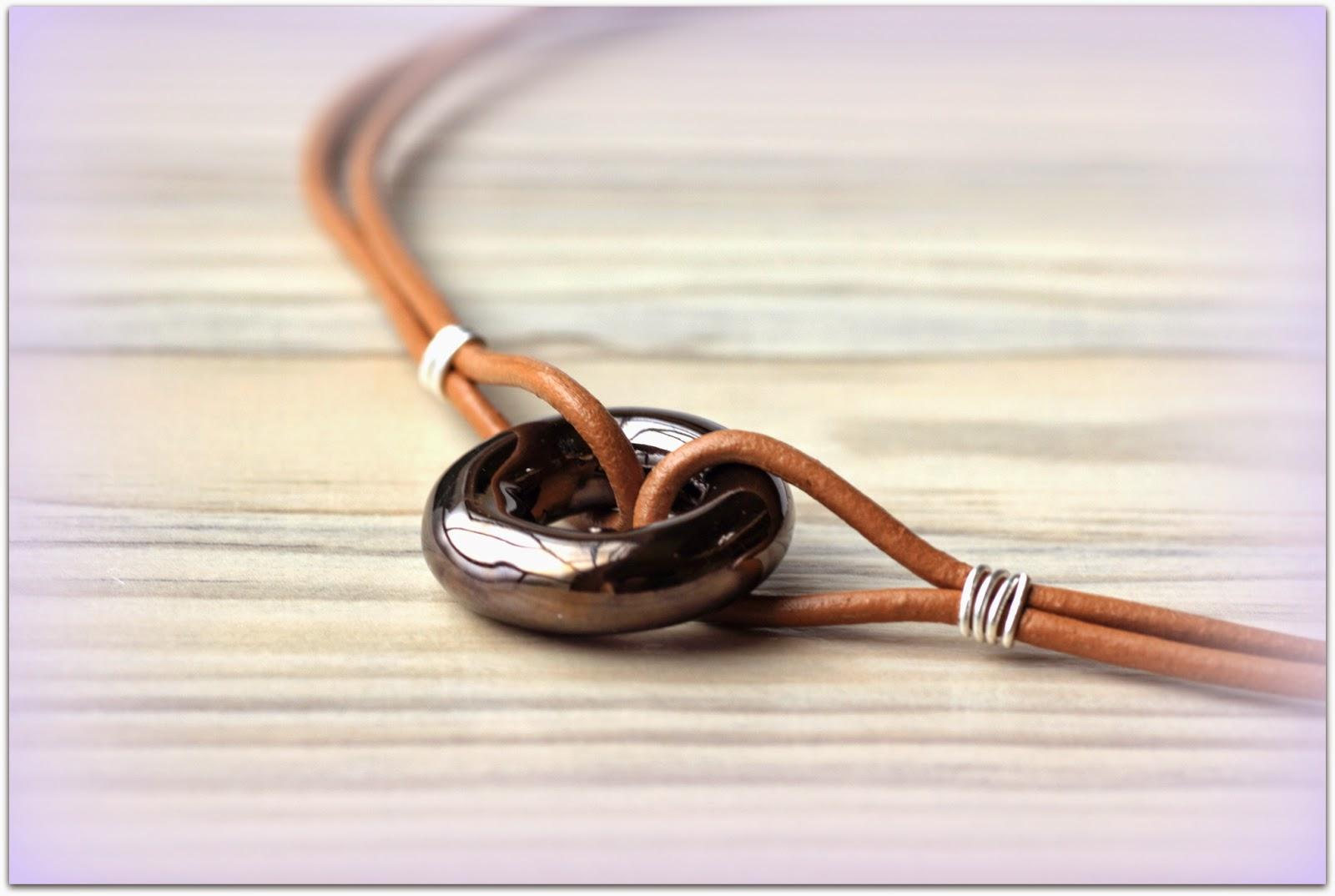 http://it.dawanda.com/product/68351359-Collana-uomo-unisex-in-cuoio-argento-925-ceramica