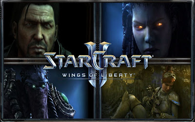 Starcraft 2 Wings Of Liberty Game Free Download For PC Full Version