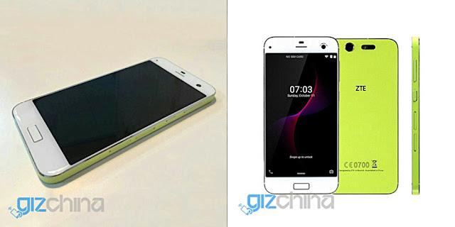 ZTE Blade S7, Smartphone 5 inci RAM 3GB Kamera Depan Belakang 13MP