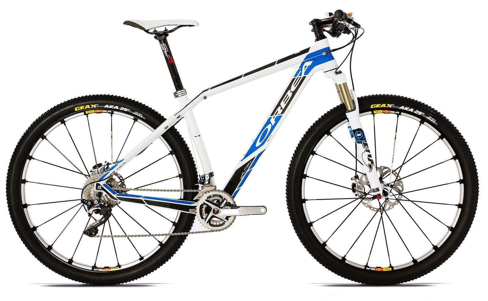2013 Orbea Alma 29er S10 Bike - MTB29er.com