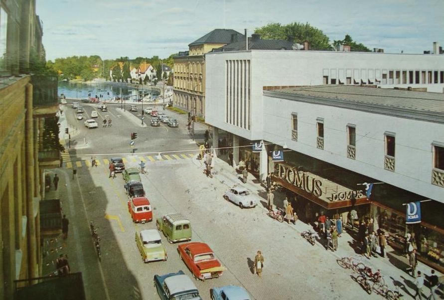 stor tillfällig underkastelse i Växjö