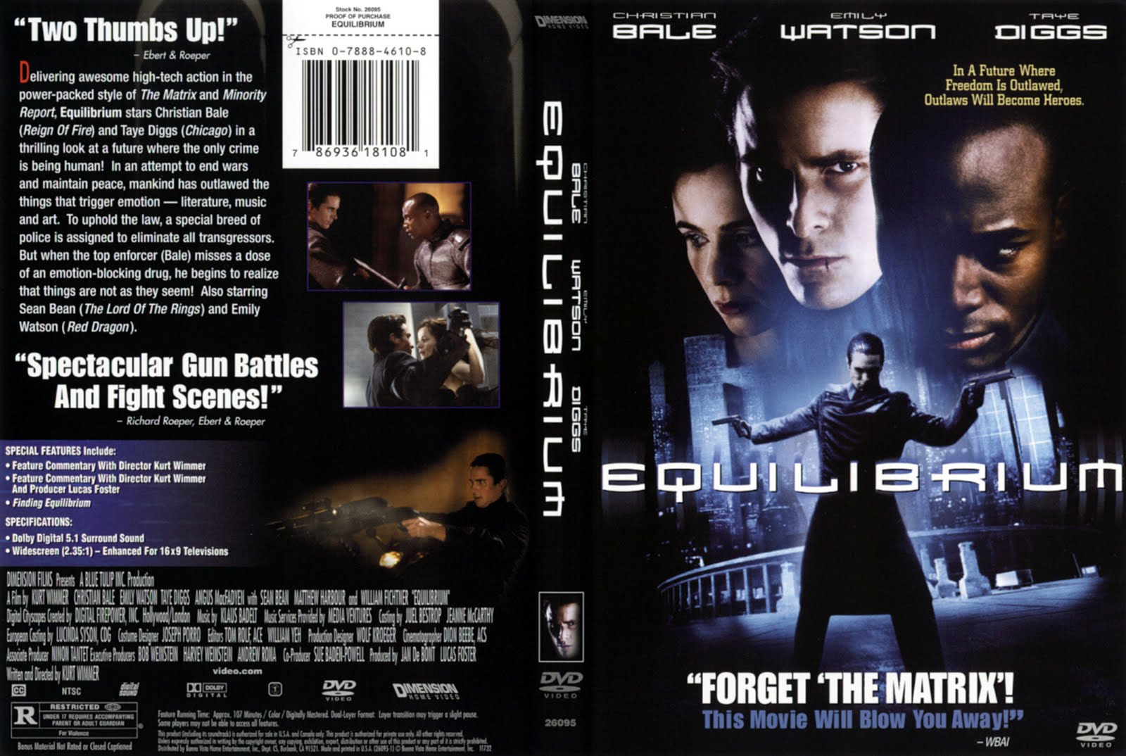Equilibrium Original Movie Free Download Mediafire Link